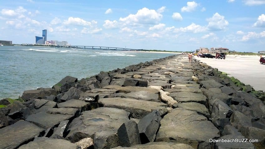 brigantine jetty