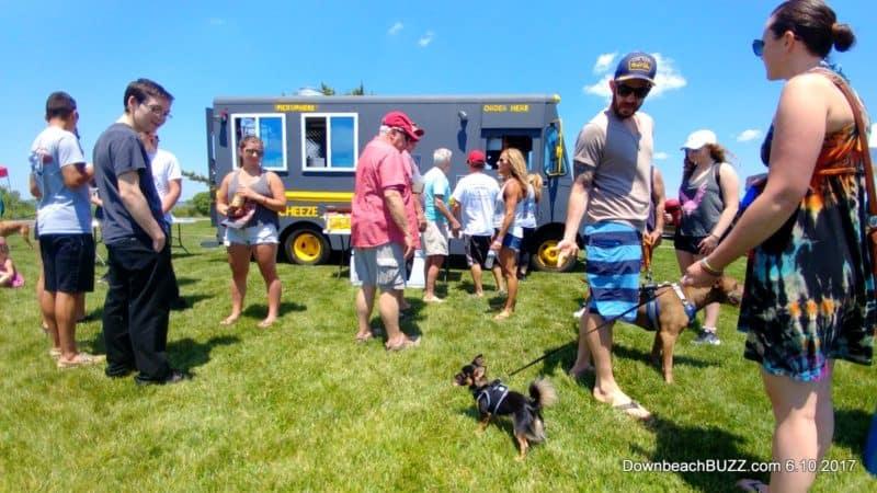 Ventnor Food Truck Ski Beach