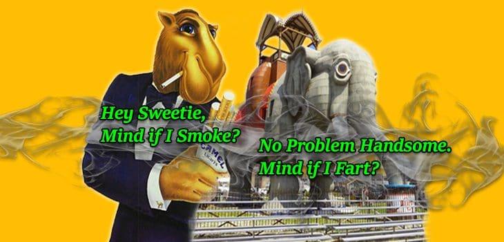 Margate Ventnor & Downbeach Ready For Smoking Ban on Beaches