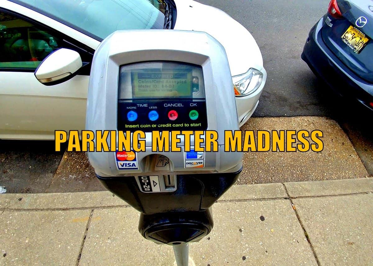 ventnor parking