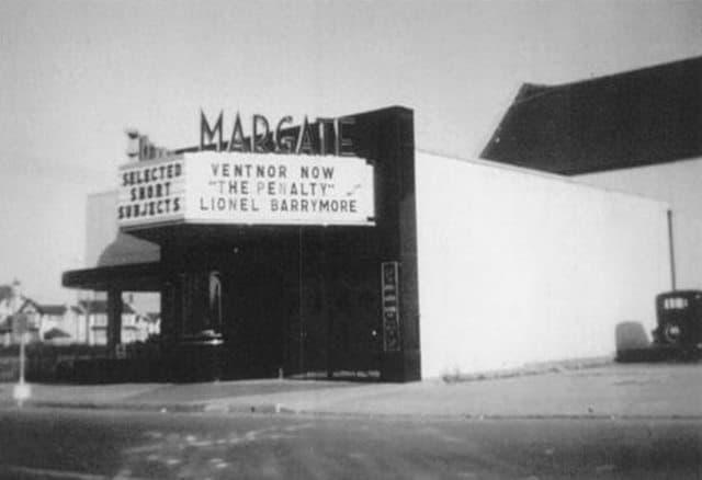 Margate Movie Theater
