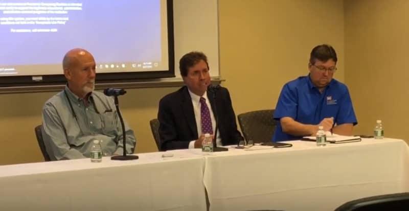 Farrell, Rosenblatt & Watson Defend Margate Ventnor Dune and Sewer Pipe Project