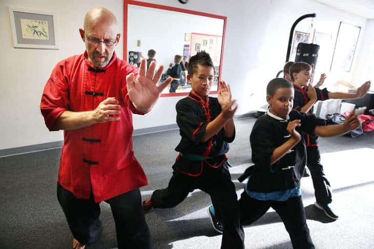 Downbeach Margate Ventnor Martial Arts for Kids