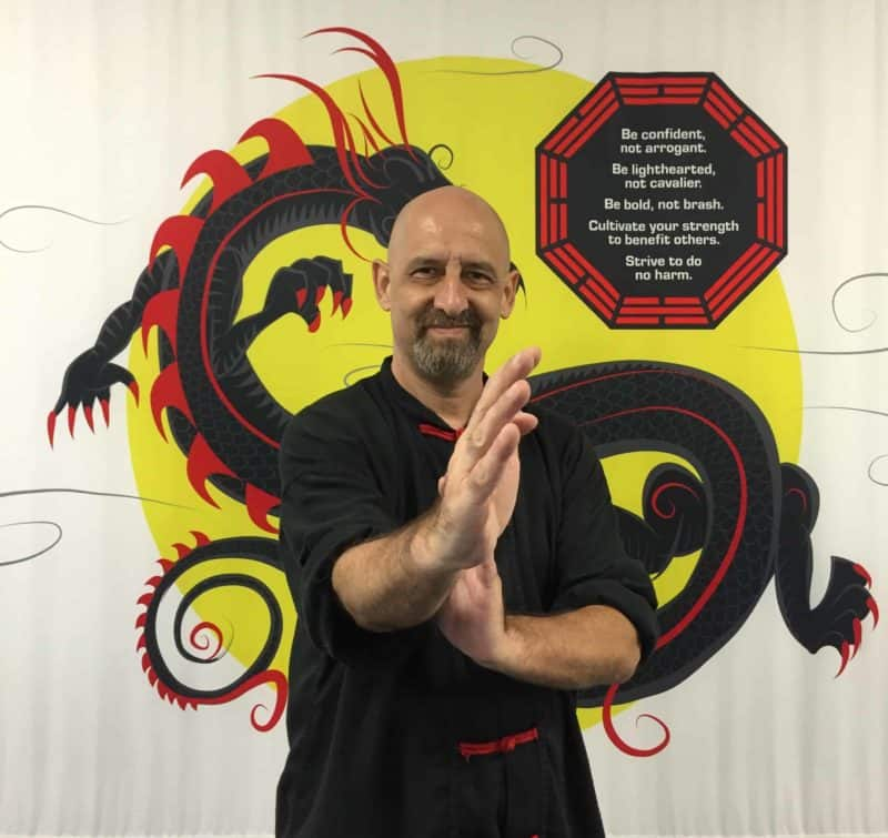 Ventnor Martial Arts Smiling Dragon