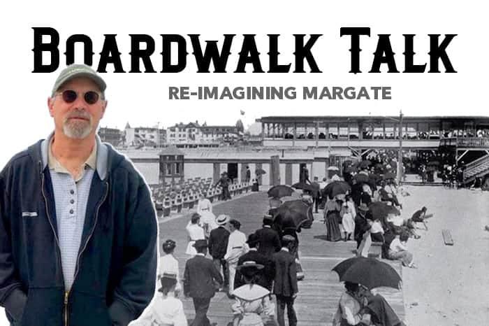 margate boardwalk glenn klotz
