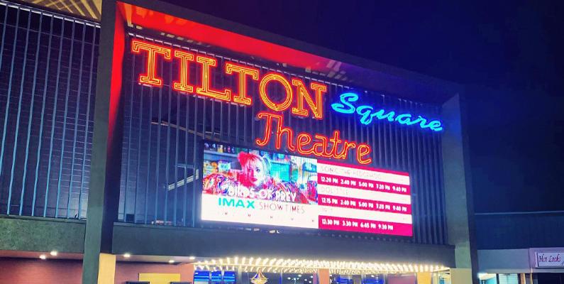 Tilton Square Theater