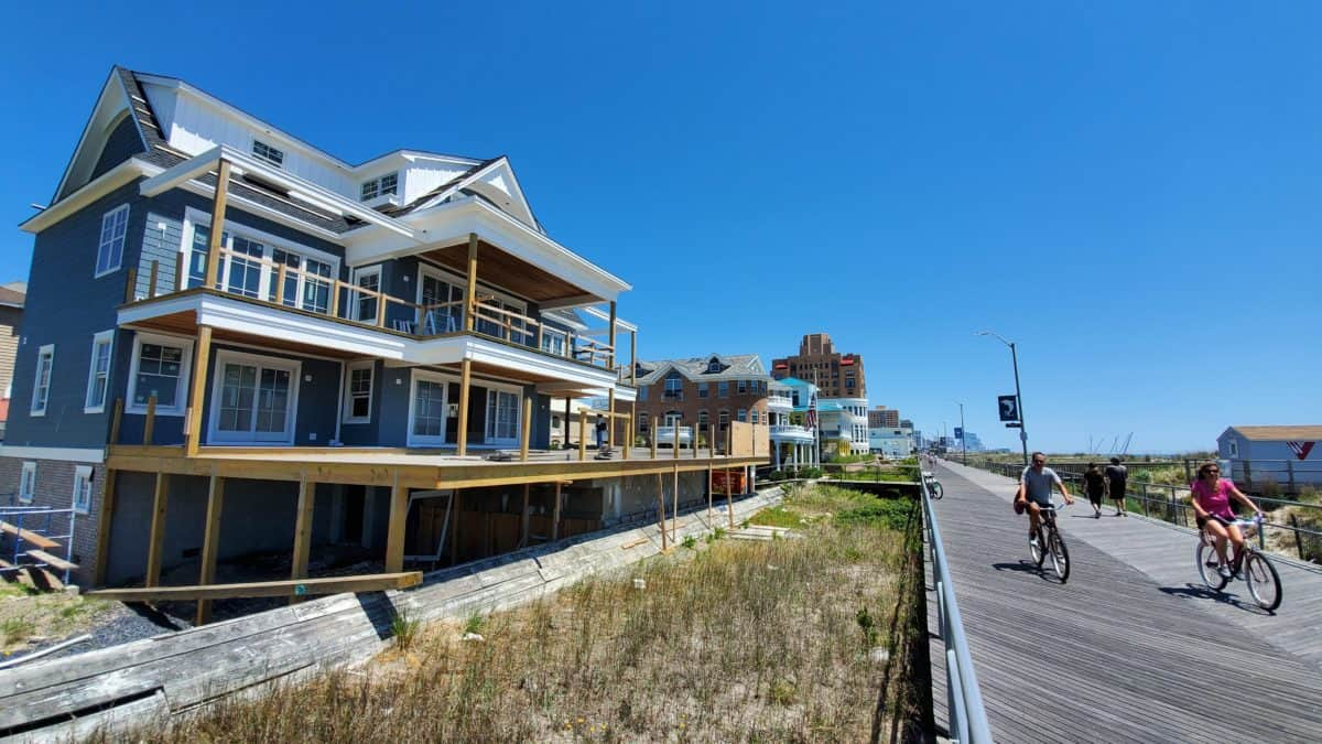 Ventnor Boardwalk Home