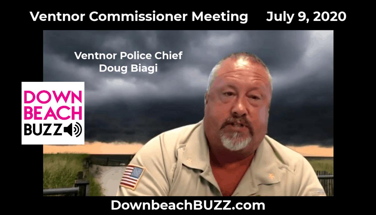 Ventnor Police Chief Biagi