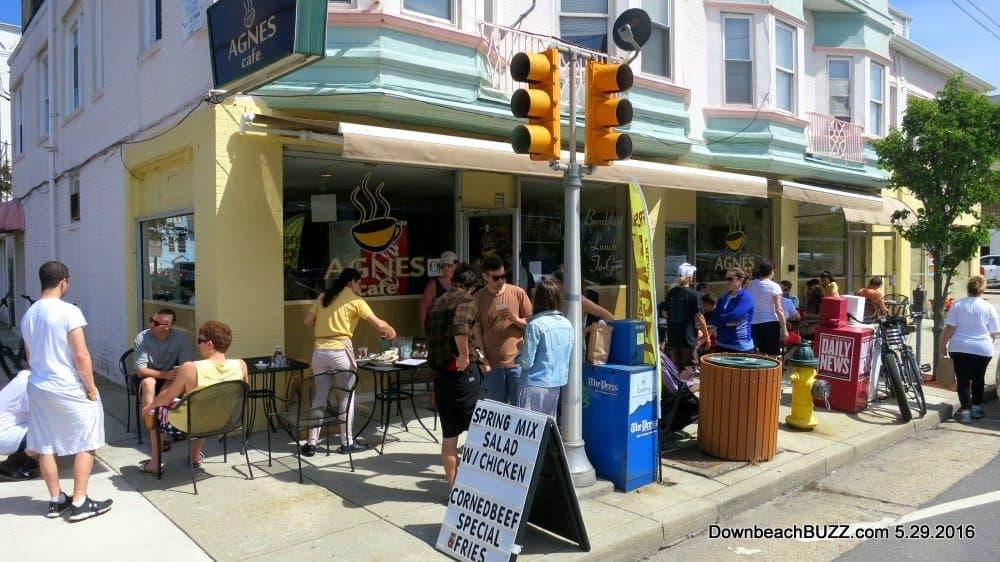Agnes Cafe Ventnor