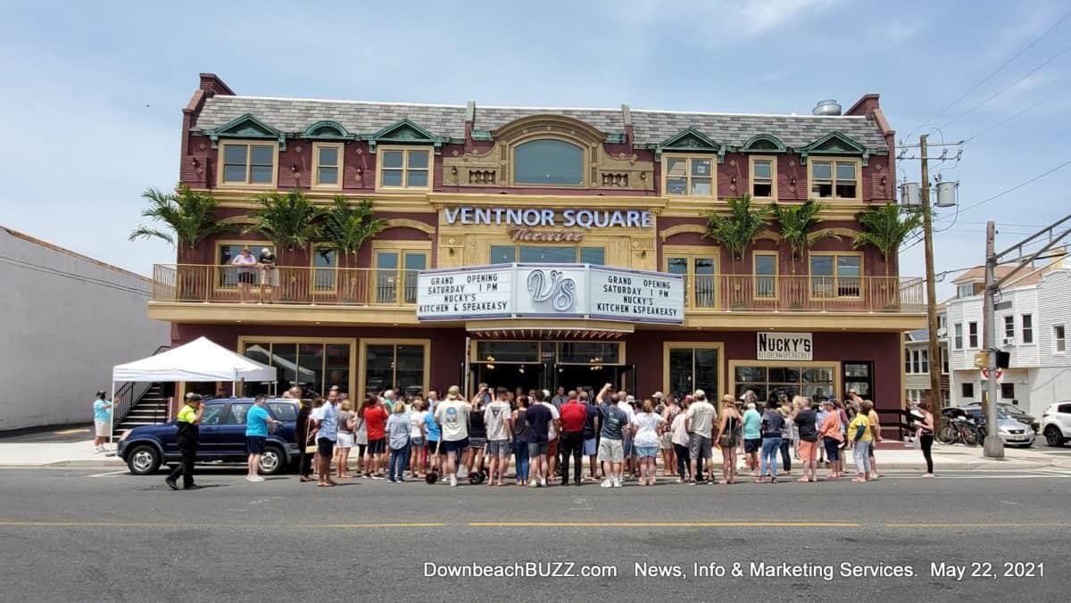 square theatres ventnor