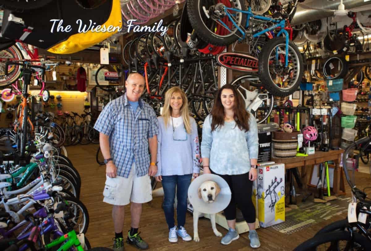 AAAA Bike Shop Ventnor. Sales. Repairs. parts. Rentals.