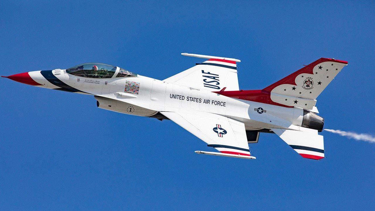 U. S. Air Force Thunderbirds Atlantic City