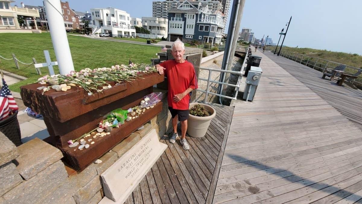 Event organizer Bob Pantalena Atlantic City