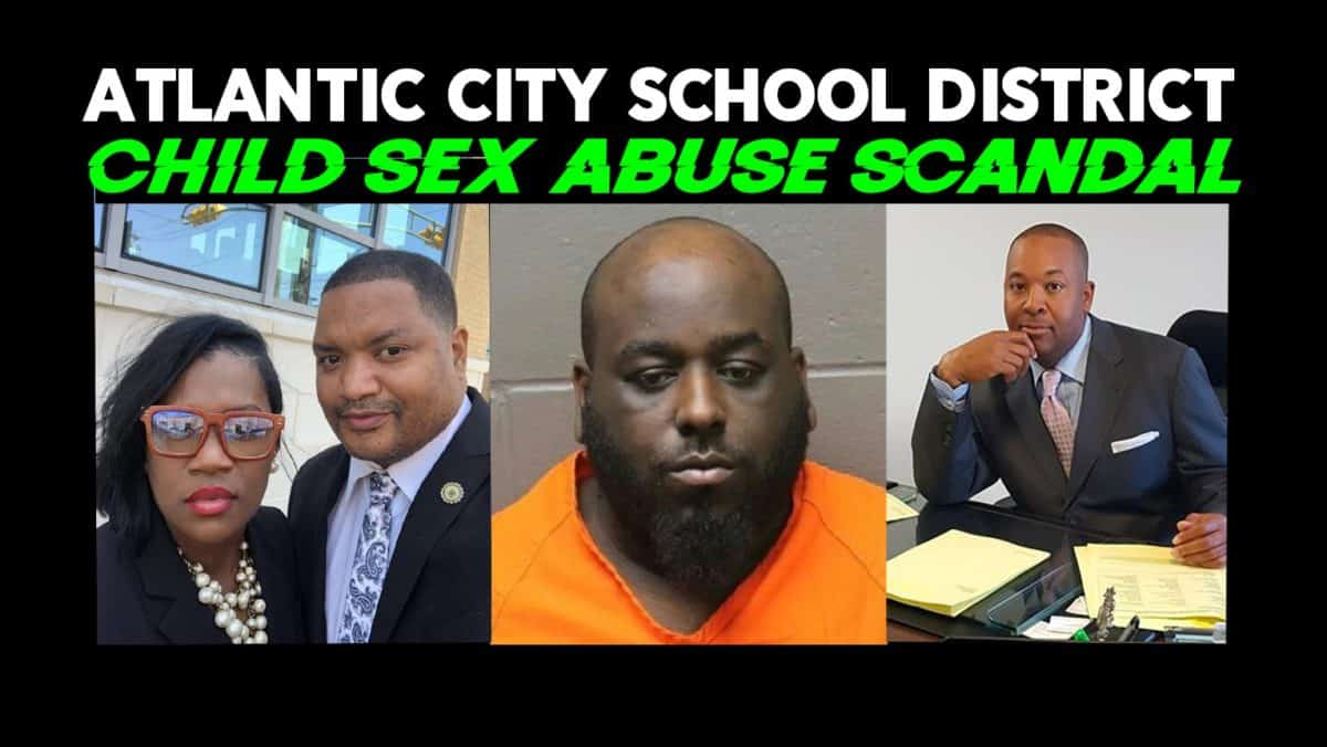 Atlantic City Mayor Marty Small and High School